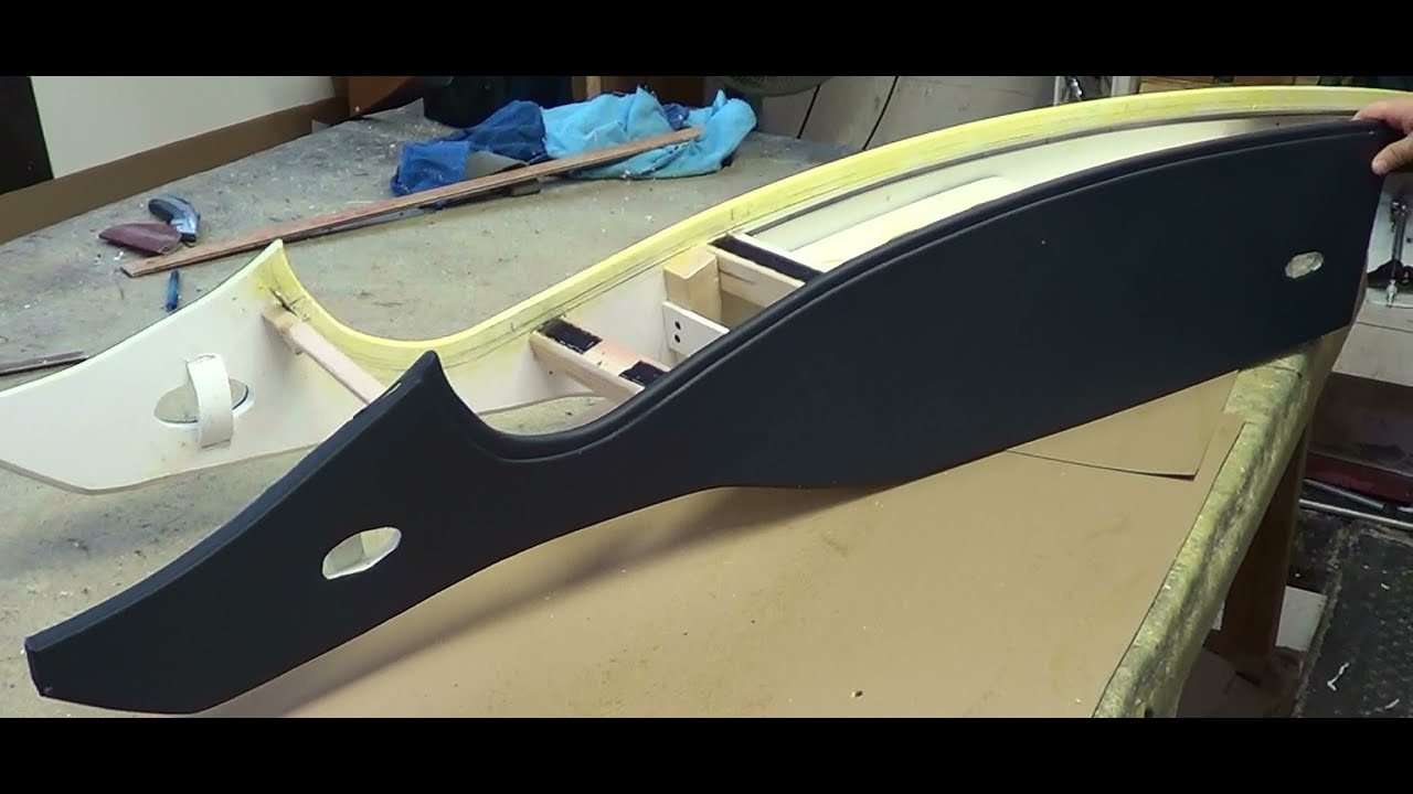 How To Build A Custom Center Console Youtube