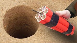 EXPERIMENT : UnderGround UnderWater and UnderPan