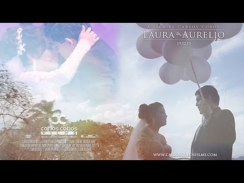 CINEMA de Laura y Aurelio (Videos de bodas)