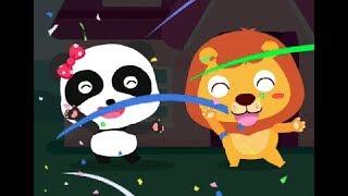 baby games Baby Panda Funny Baby Boss العاب اطفال الدب ورفاقه بيبي باس مضحك العاب البنات