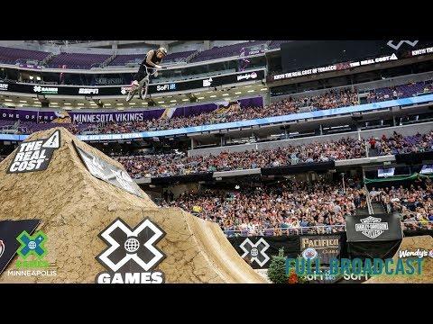 REPLAY: BMX Dirt - X Games Minneapolis 2019