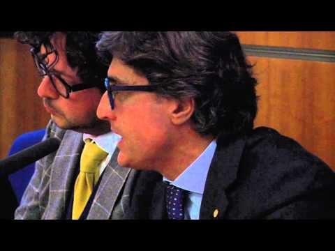 Raffaele Curcio (Sapar) al convegno sui comma 7 a Enada Rimini 2015