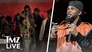 R. Kelly Makes A Fortune For A One Hour Gig   TMZ Live