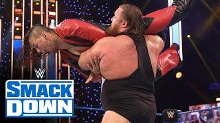 Otis vs. Shinsuke Nakamura: SmackDown, Dec. 18, 2020