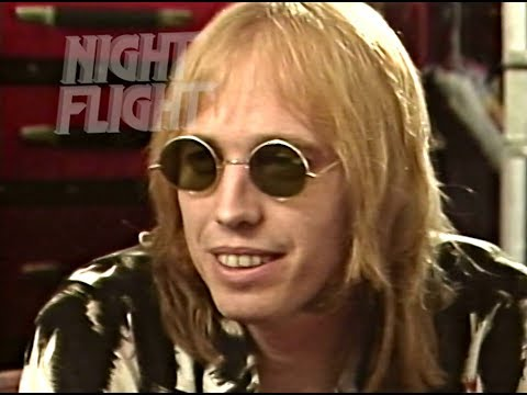 Tom Petty Night Flight Interview (1985)
