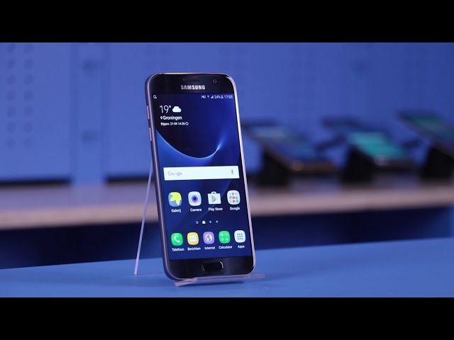 Belsimpel.nl-productvideo voor de Samsung Galaxy S7 G930 Silver
