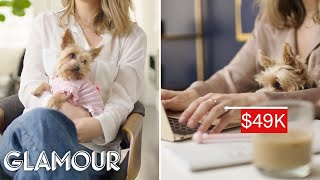 How a 31-Year-Old CEO Making $180K in Manhattan Spends Her Money | Money Tours | Glamour