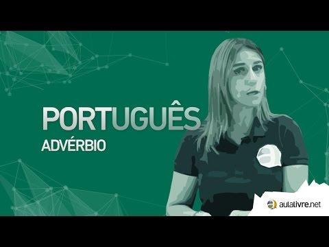 Português - Morfologia- Advérbio