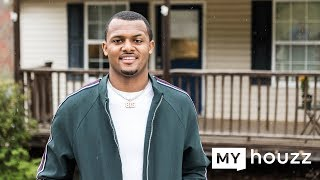 My Houzz: Deshaun Watson's Surprise Renovation