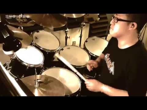 足球小將 Drum Cover by EMDrum