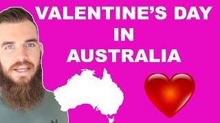 Valentine's Day in Australia