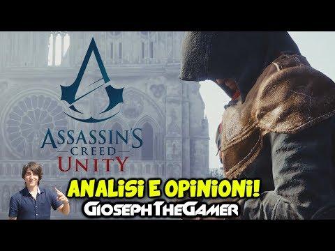 Assassin's Creed: Unity | Analisi e Opinioni sull'Anteprima Ufficiale! HD ITA By GiosephTheGamer