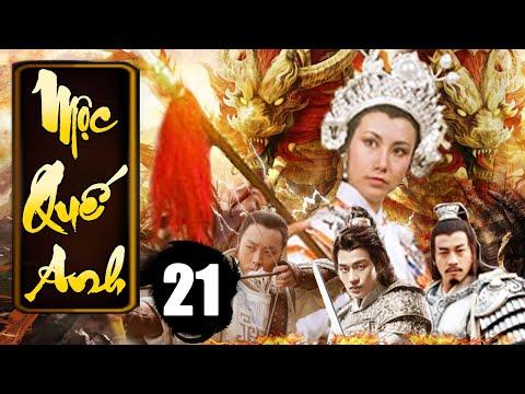 Mộc Quế Anh - Tập 21   Phim Bộ Kiếm Hiệp Trung Quốc Xưa Hay Nhất - Thuyết Minh