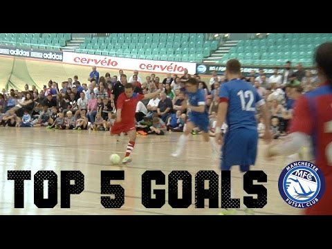 Top Five Goals #futsalshowcase