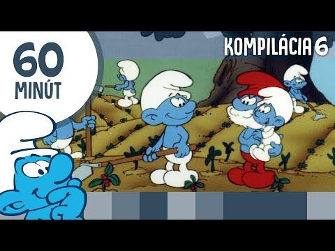 Šmolkovia - 60 minút (SK)