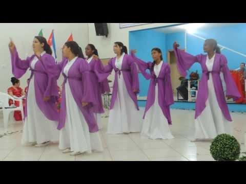 Baixar JÓIAS DE CRISTO NO 5º ANIVERSÁRIO DO GRUPO DE GESTO SHEKINÁH - HINO PODE SER HOJE - DAMARES