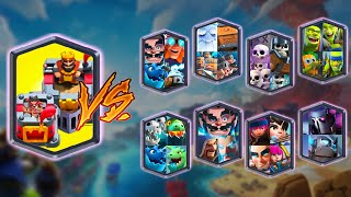KING TOWER TEAM VS ALL TEAMS 2020 [UPDATED] | Clash Royale
