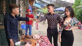 Chủ Tịch Bán Thịt Lợn Bị Nữ Thư Ký Sỉ Nhục Và Cái Kết~! Đừng Bao Giờ Coi Thường Người Khác - RKM