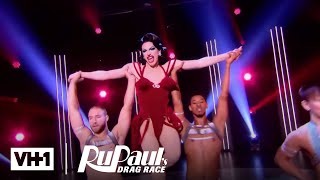 The Final Four Perform 'American' | RuPaul's Drag Race Season 10