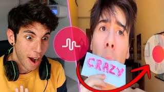 Tutoriales  de TRANSICIONES en MUSICALLY *Graciosos*