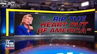 Clinton Blasts Trump Administration for 'Trying to Rip the Heart Out of America'