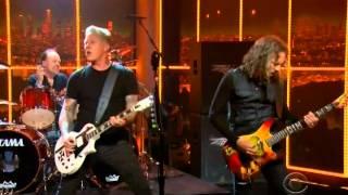 "Metallica Perform ""Fuel"" at Craig Ferguson (2014-11-18)"