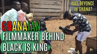 MEET THE GHANAIAN FILMMAKER WHO SHOT BEYONCE'S BLACK IS KING | David Boanuh