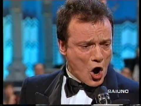 Massimo Ranieri - Rose Rosse, Vent' Anni, Erba Di Casa Mia, Perdere L'Amore (1996)