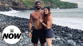Seth Rollins & Becky Lynch get ENGAGED!: WWE Now