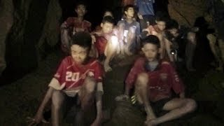 Thai Soccer Team Found Alive in Cave | NYT News