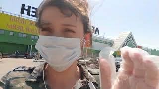 Несмотря на режим самоизоляции в Омске вновь начали работать строительные гипермаркеты