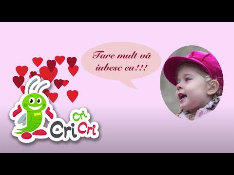 Cântece pentru copii - Lectia de engleza