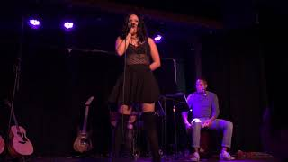 "Bianca Gisselle ""I Did Something Bad"" Taylor Swift Night At El Cid"