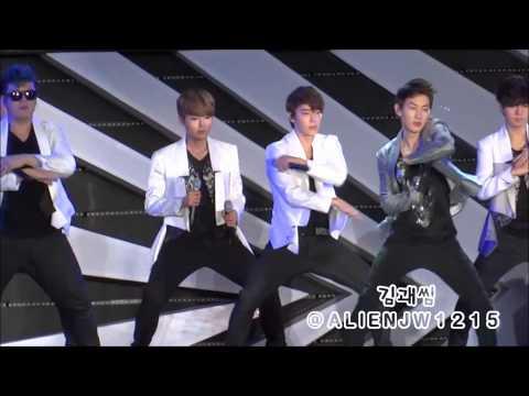 120818 SMTOWN LIVE WORLD TOURⅢ 슈퍼주니어 - 쏘리쏘리 (Sorry, Sorry)