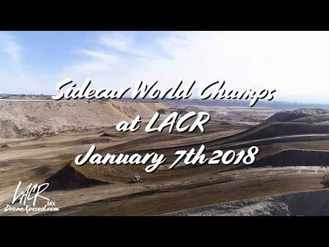 Sidecar Champions full practice from January 2018