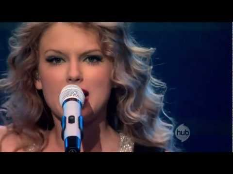 Should've Said No - Taylor Swift (Fearless tour HD)