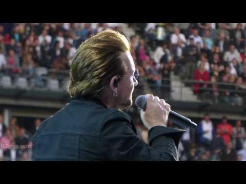 U2 A Sort Of Homecoming, Paris 2017-07-26 - U2gigs.com