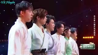 [Vietsub] Quốc Phong Mỹ Thiếu Niên (Theme Song) - Top 6 Chung Kết