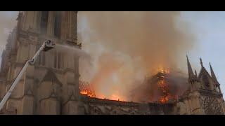 Wielki przełom w śledztwie ws. tragicznego pożaru Notre Dame. Kluczowy dowód   Aktualności 360
