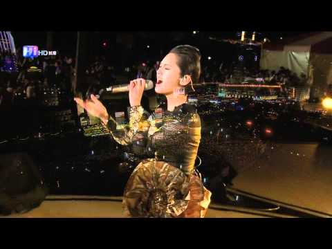 楊丞琳 - 匿名的好友 - HiHD 2011 台北市跨年晚會