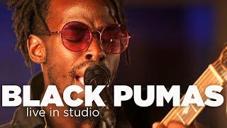 Black Pumas – Live in Studio