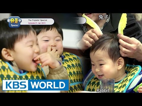 The Return of Superman - The Triplets Special Ep.21 [ENG/CHN/2017.09.29]