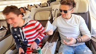What NOT to Wear on an Airplane