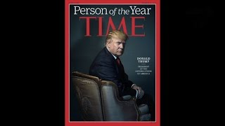 Time magazine: Trump 'clear choice' for Person of the Year