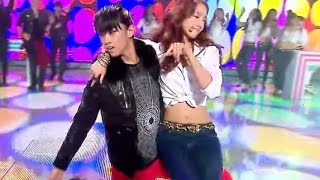 【TVPP】2PM - Love Song Medley (with SNSD) [3/3], 투피엠 - 러브 송 메들리 (with 소녀시대) [3/3] @ 2009 KMF