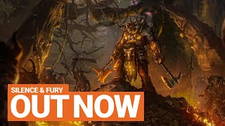 The Silence & The Fury Release Trailer preview image