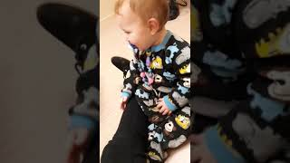 How to entertain a 1 year old