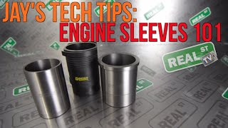 Does my engine need aftermarket sleeves? Jay's Tech Tips #29 I