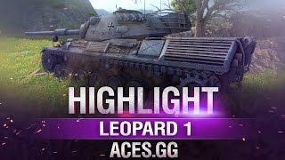 Спокойствие только спокойствие. Leopard 1