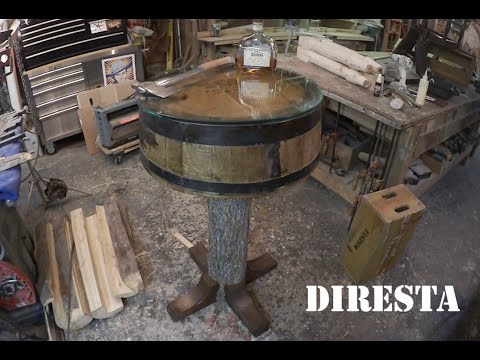 ✔ DiResta Barrel Table